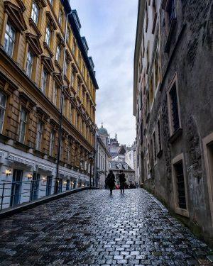 Rainy Vienna -#galaxynote9 #samsung #europe #vienna #austria #instatravel #rain #evening #throwback #latergram #photooftheday #photography #cities #city #landscape_captures...