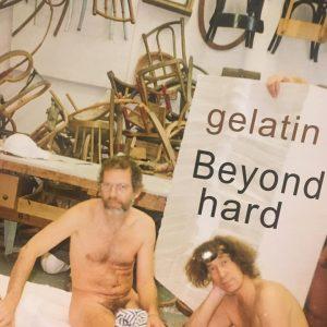 #gelitin #beyondhard #shithappens @meyerkainer #artgallery #💩 #bertloeschner Galerie Meyer Kainer