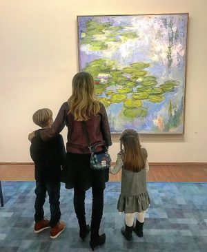 👉 CLAUDE MONET only till Sunday! 😮 . Don't miss #AlbertinaMonet! It's worth ...