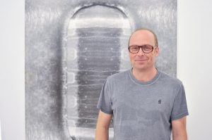 "Artists of the 90s // today presenting HERWIG TURK and his work ""Superorgan N-1, Fingernagel"", computerunterstütztes Foto,..."
