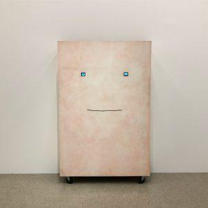ERNST CARAMELLE :| . #ernstcaramelle #mumok #vienna #face #gesicht #art