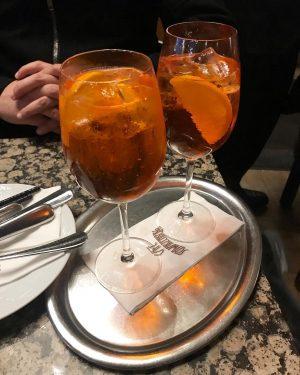 #aperolspritz #aperitif #letsbegin #vienna