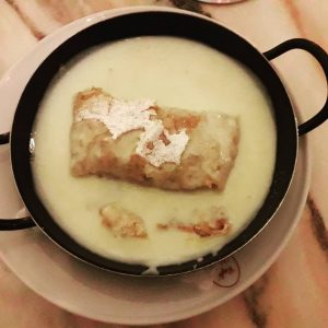 #apfelstrudel#dessert#foodgram#travelling#vienna#viennafood#vienna_go