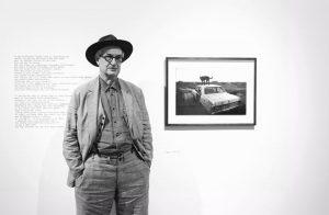 Der deutsche Regisseur und Photograph Wim Wenders ist derzeit bei uns in Wien zu Gast. Gestern hat...