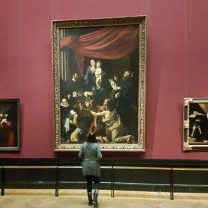 Top Fotograf hier @engel61094 ❤️ #art #kunsthistorischesmuseum #vienna #caravaggio #bruegel #exhibition