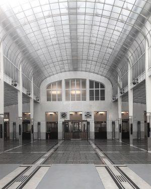 Postsparkasse | Otto Wagner | 1904 #architecture