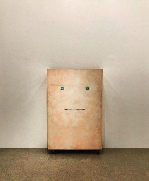 #put #a #smile #on #your #face #until #you #are #happy #forever #museum #Vienna #wien #mumok #ErnstCaramelle #arésumé...