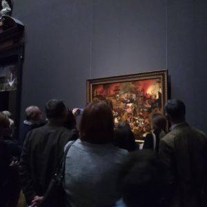#nachts_im_Museum #Bruegel #Wien #Vienna