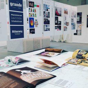 Preisgekrönte Grafiken und Illustrationen noch bis 27. Jänner in der Ausstellung Joseph Binder ...