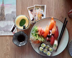 Trip to Wien w [sushi]