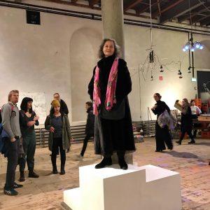 @estherartnewsletter @RUNDGANG2019 ]a[ Sammlungen, Klassen und Ateliers der Akademie der bildenden Künste Wien