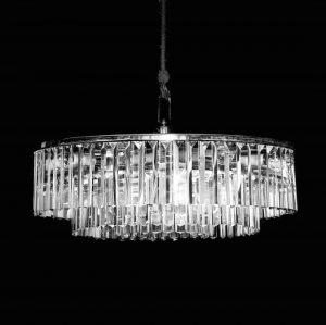 Beauty in black and white. Plain, simple and brillant! #lobmeyr #lobmeyrlighting #chandelier #vienna #wien #wienerchic #interior #lighting...