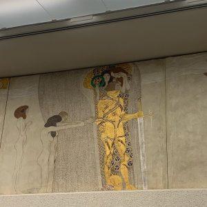 Klimt/Secession/Wein