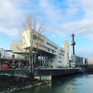 #arquitectura #design tratamiento de basura en Viena #travel #fernwärmewien
