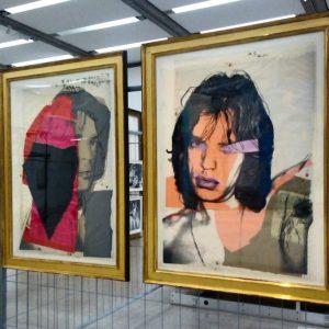 Inside Mumok [museum of modern art] #andywarhol #picasso #ernstcaramelle #mickjagger #contemporaryart #mumok #mumokwien #vienna #museumsquartier