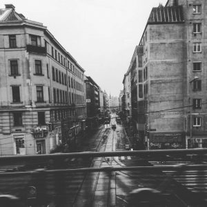 Nostalgia. #vienna #streets #citybreak #nostalgia #architecture #myart #photography #bw #instatravel #instadaily #traveling #travel ...