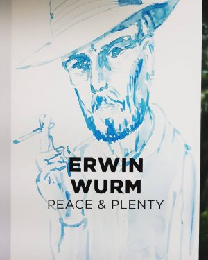 #erwinwurn #albertina #vienna #exhibition #painting #traveling #learning #life
