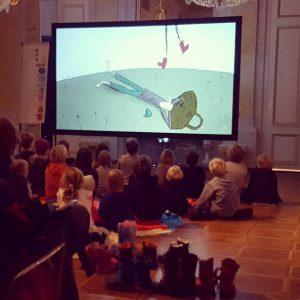 #mylittlevienna #dotdotdot #animationsfilm #4kids #workshop #albertinamuseum