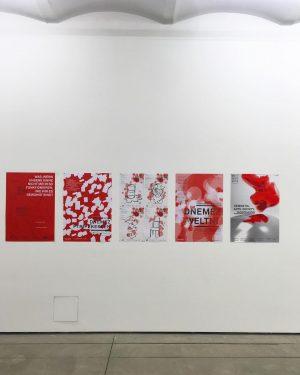 Abschlussausstellung des künstlerischen Forschungpeojekts: Dementia. Arts. Society. #vienna @dieangewandte_alumni @dieangewandte #artschool #socialdesign Angewandte Innovation Lab