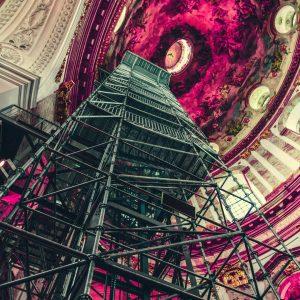 Vienna: Chiesa di San Carlo / Wien: Karlskirche · · · · · · · · ·...