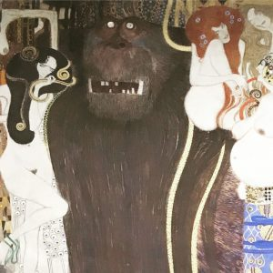 #klimt #secession #beethovenfries