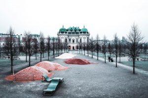 Sonnenaufgangslauf beim Belvedere. #belvedere #schlossbelvedere #running #run #wien #vienna #igersvienna #igerswien #wienliebe #viennaaustria #vienna_city #vienna_austria #viennagram #visitaustria...