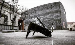 #piano #museum #music #architecture #vienna #art #austria #wien #österreich #photography #mq #feldbach #steiermark ...
