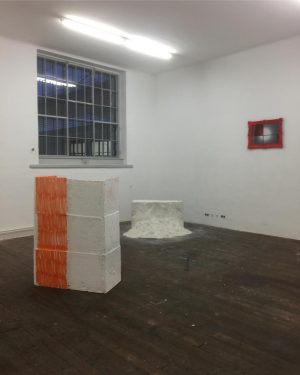 #Rundgang Raum 1.15: Tobias Hansen, raúl i. lima, Andreas Lorck, Paul Makowsky, Lucien Wampfler Bildhauereiatelier, Akademie der...