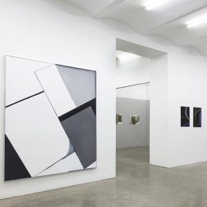 It's the last week of the exhibition PAS DE DEUX at @christinekoeniggalerie in Vienna – the show...