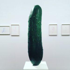 "Erwin Wurm Ausstellung ""Peace & Plenty im Albertina Museum, Wien. Mehr unter betactive-messe.de/erwinwurm ..."