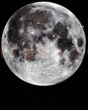 the moon by elfie semotan @sternenpassage . . . . . . . #sternenpassage #elfiesemotan #contemporaryart #vienna...