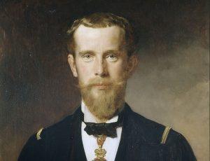 Der einzige Sohn von Kaiserin Elisabeth & Franz Joseph - Kronprinz Rudolf, Erzherzog von Österreich - setzte...