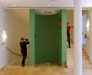 """Caught gramming . Zu Besuch im """"Das Triest"""".. das Designhotel, dessen Standort auf 300jährige Geschichte zurückblicken kann...."""