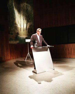 🎙️🎧Gestern Abend habe ich mit dem Landesparteiobmann der ÖVP @gernot_bluemel im @oe1 Klartext über die Mindestsicherung und...