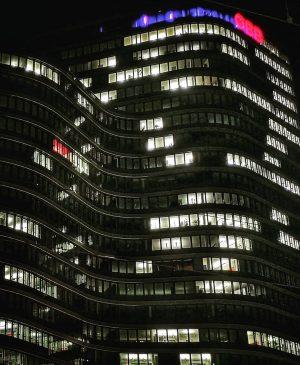 Modern Vienna . ÖBB Gebäude am Wiener Hauptbahnhof . . . . . . . #vienna #modernvienna...