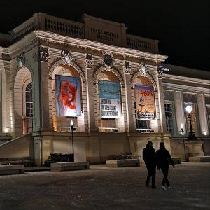 Museumsquartier am Abend #museumsquartier #MQwien #museum #tanzquartier #2019 #winter #relax #igersvienna #wienstagram #viennanow #stadtwien #Vienna #viennamood #viennastyle...