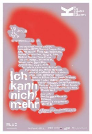 Experimentelle Gestaltung Linz heute zu Gast bei der KUBATUR! Start 20.30