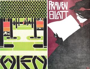 @austrianposters befasst sich mit GrafikerInnen und kulturhistorischen Aspekten des Mediums Plakat im Kontext ...