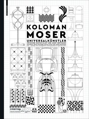 NEW BOOK Accompanying the major exhibition @MAKWien there is a new book on Koloman Moser, one of...