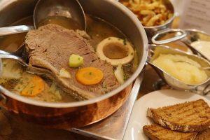 #plachutta #viennafood Tafelspitz Boiled Beef🐂