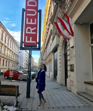 Today was such a fulfilling day.. first trip to Vienna .. The home ...