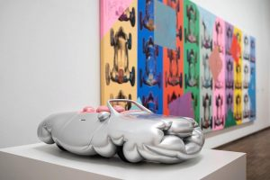 Andy Warhol's Mercedes-Benz Racing Car W125, 1987 meets Erwin Wurm Fat Car !Don't ...