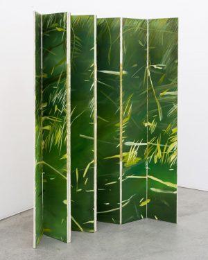 """""""Byobu 1/ Flex"""" (2019) 190 cm x 250 cm @gabrielesenngalerie GABRIELE SENN GALERIE"""