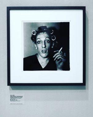 """InstaWalk im WestLicht – MODEL ARBUS GOLDIN (""""1 Abend - 3 Fotografinnen"""" - empty museum) #westLichtvienna #modelarbusgoldin..."""
