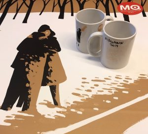 win 1 of 5 MQ mugs designed & autographed by illustrator @abstractsunday, creator of our lovely winter...