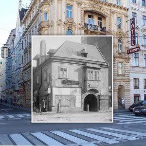 Entlang des Wienflusses gab es früher zahlreiche Mühlen, woran heute noch einige Straßennamen erinnern (z.B. Hofmühlgasse, Heumühlgasse...