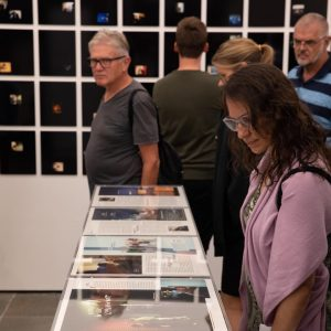 Today is your last chance to visit our exhibition