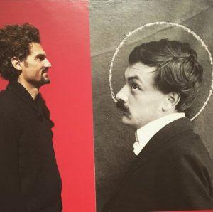 Meeting one of the big viennese artists of art nouveau - KOLOMAN MOSER - artist, designer, illustrator...