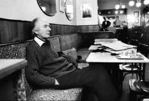 To commemorate Thomas Bernhard, we take a look back today with a portrait by Sepp Dreissinger from...