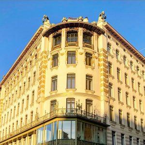 😍 In Wien gibt es viel schöne Ecken und diese gehört definitiv dazu. Wisst ihr, wo sie...